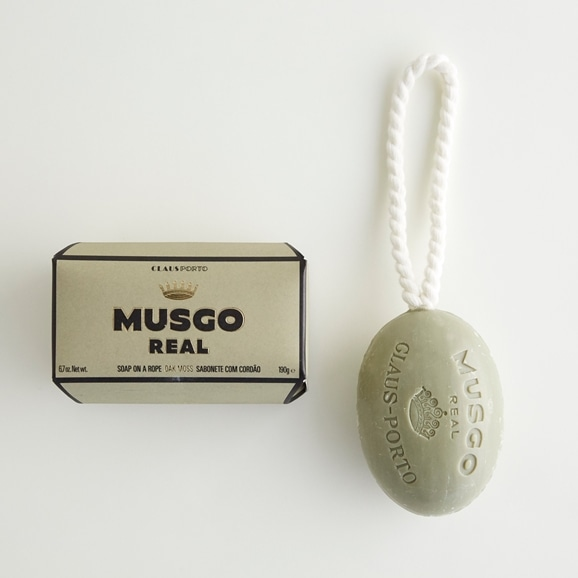 【写真】CLAUS PORTO MUSGO REAL 石鹸