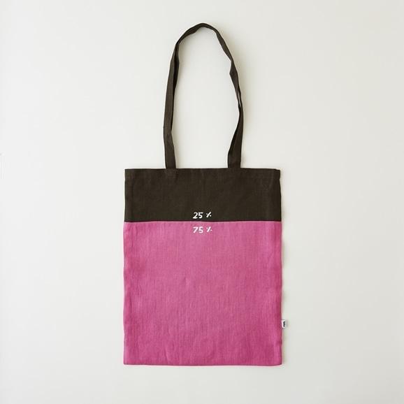 【写真】POOL シェアバッグ 75%/25% ピンク
