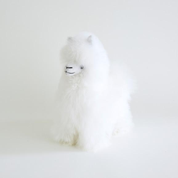 【写真】ELVANG アルパカ ホワイト