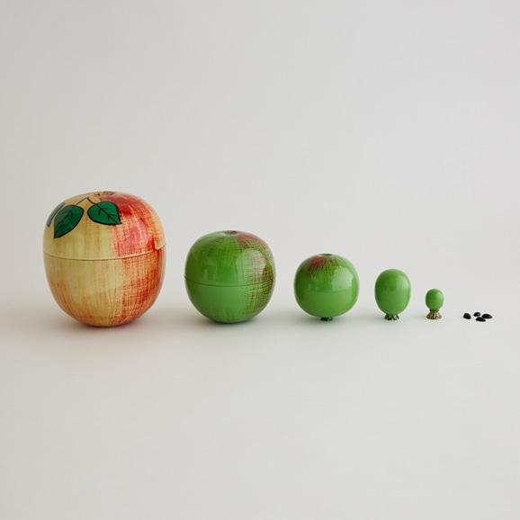 【写真】COMPANY Apple Matryoshka