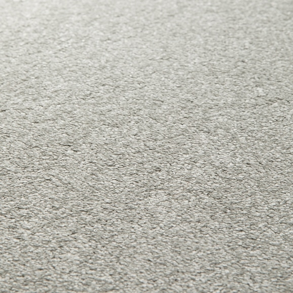 【写真】ラグ AMAZE 円形180 ライトグレー