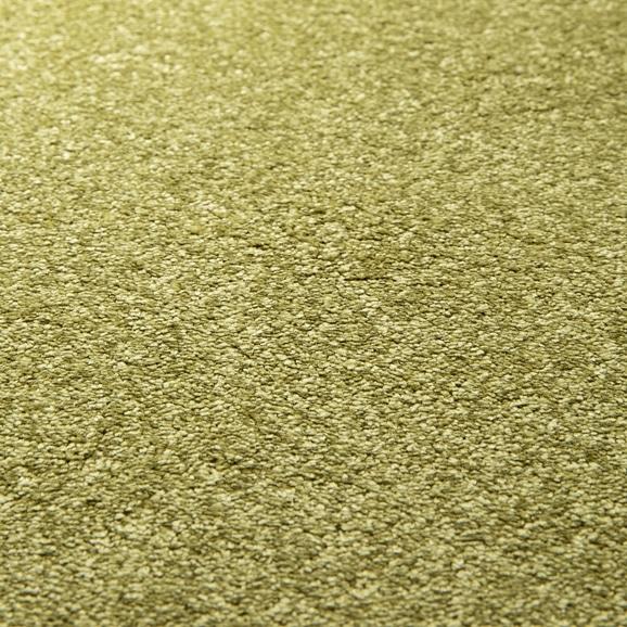【写真】ラグ AMAZE 円形180 グリーン