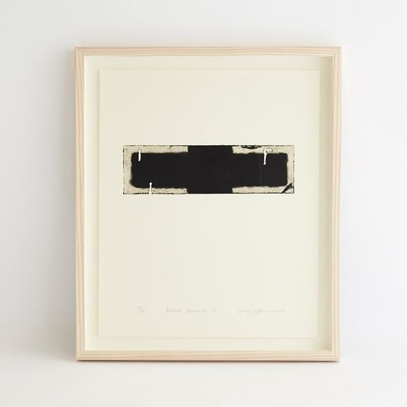 【写真】黒木周「Black squares-2」