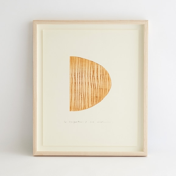 【写真】黒木周「Striped Form-7」
