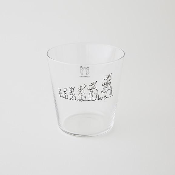 【写真】50★COMPANY for IDEE グラス Reindeer