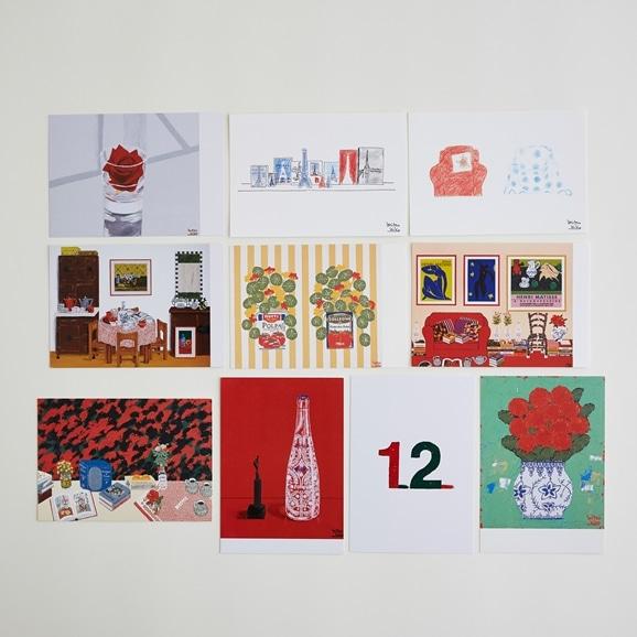 【写真】笹尾光彦 ポストカード10枚セット B