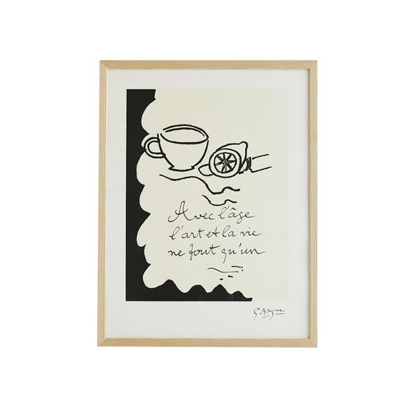 【写真】【定番品】ジョルジュ・ブラック 「CAHIERS - AVEC L'AGE L'ART ET LA VIE」