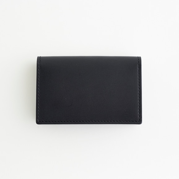 【写真】Hender Scheme folded card case ブラック