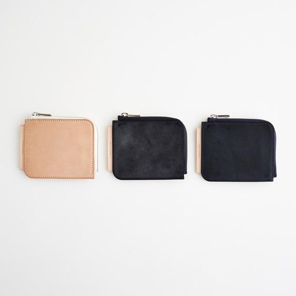 【写真】Hender Scheme L purse ナチュラル