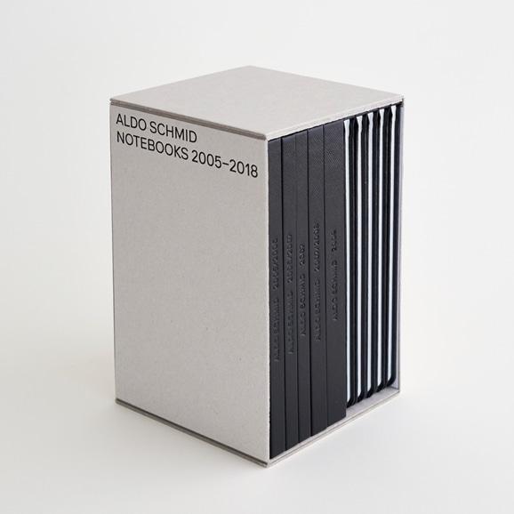 【写真】Aldo Schmid 「Notebooks 2005-2018」