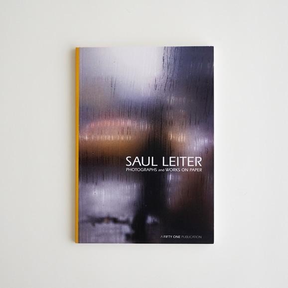 【写真】Saul Leiter 「Photographs & Works On Paper」