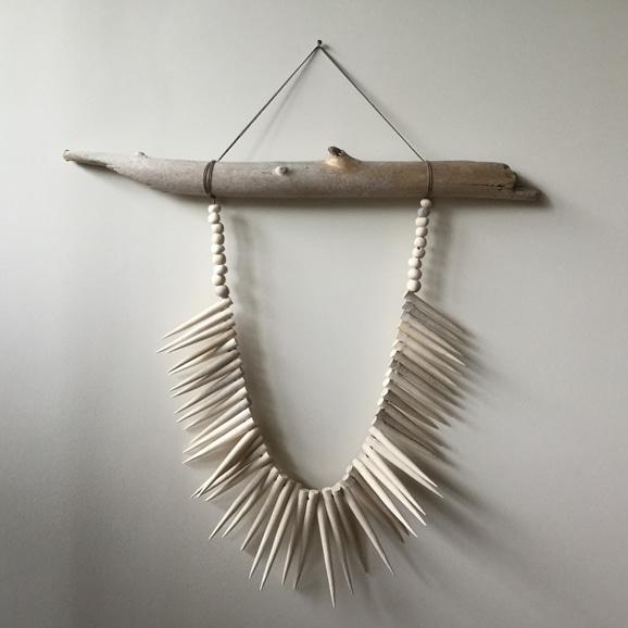 【写真】【一点物】Heather Levin Wall Hanging