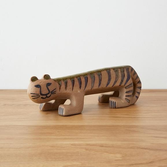 【写真】Vintage Lisa Larson AFRIKA Tiger