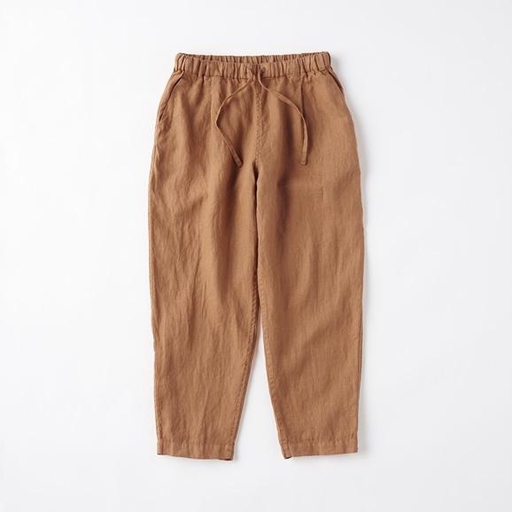 【写真】POOL いろいろの服 テーパードパンツ M ブラウン