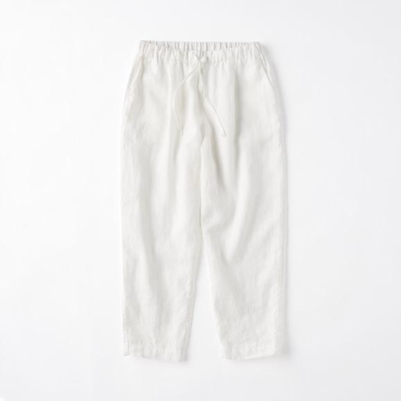 【写真】POOL いろいろの服 テーパードパンツ M ホワイト