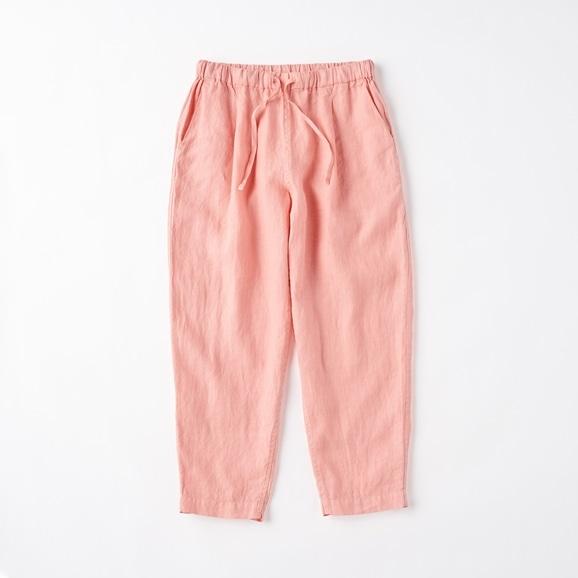 【写真】POOL いろいろの服 テーパードパンツ M コーラル