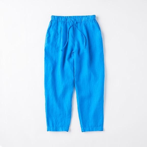 【写真】POOL いろいろの服 テーパードパンツ M シーブルー