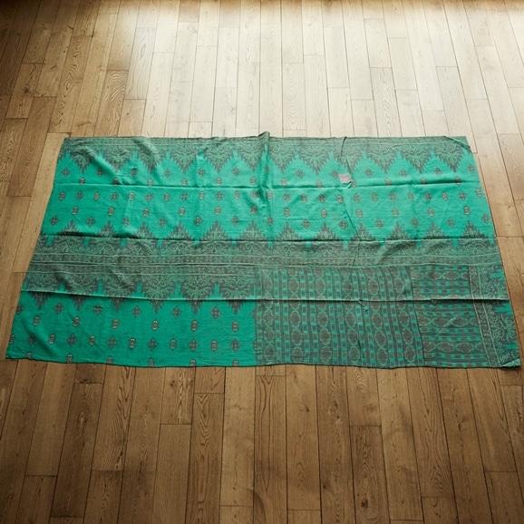 【写真】【一点物】ヴィンテージラリーキルト 150×260