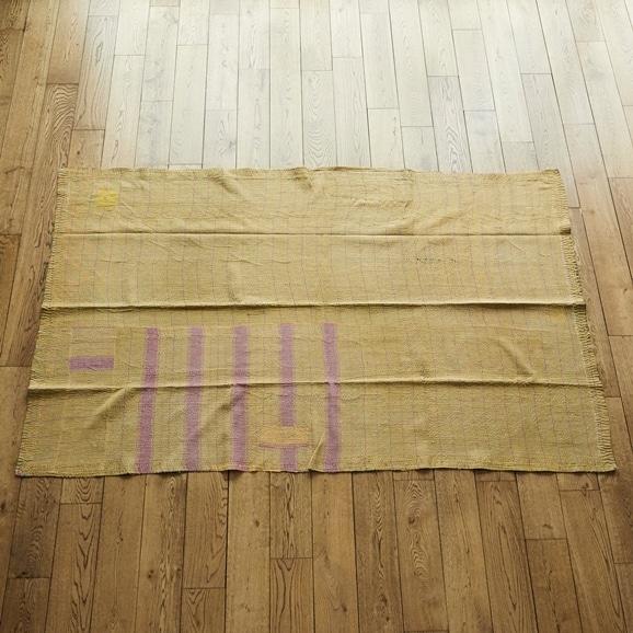 【写真】【一点物】ヴィンテージラリーキルト 135×220