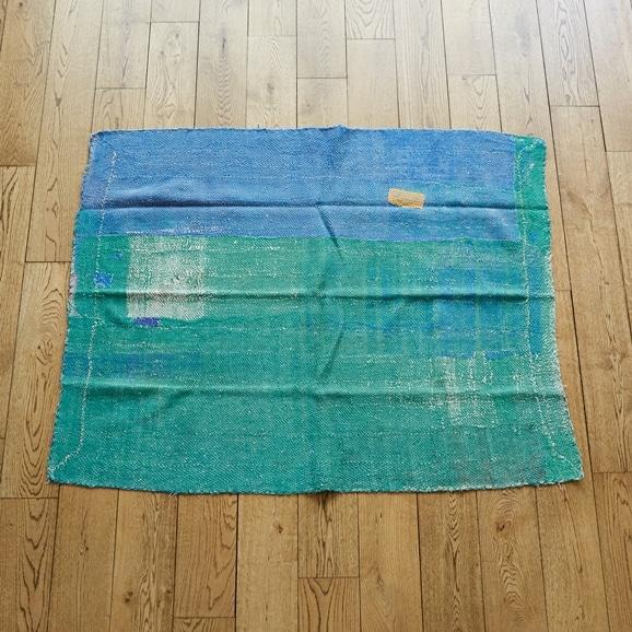 【写真】【一点物】ヴィンテージラリーキルト105×135