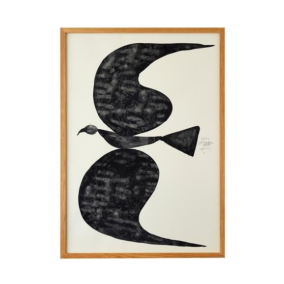 【写真】【一点物】山口一郎 「blackbird no.1009」