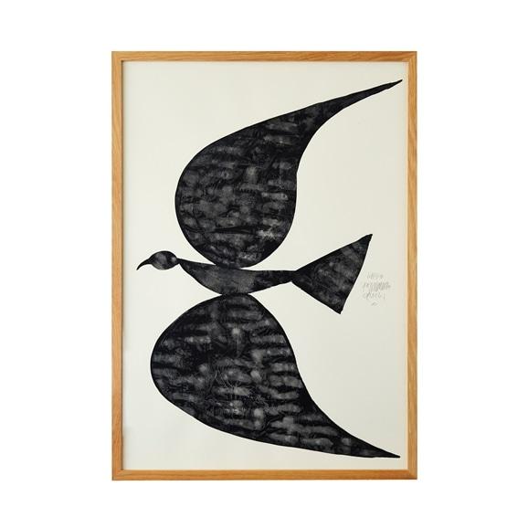 【写真】【一点物】山口一郎 「blackbird no.1010」
