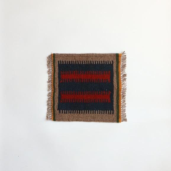 【写真】【一点物】カシュカイキリム 30×29
