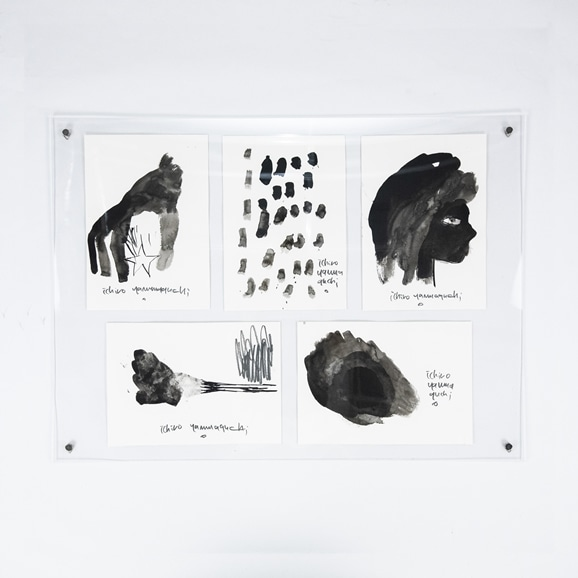 【写真】【Auction #01】ラクガキ