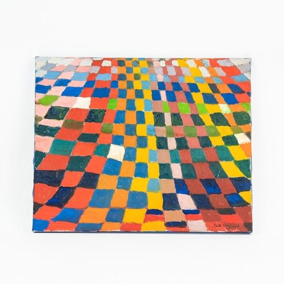 【写真】【Auction #01】Erik Hoglund 油絵