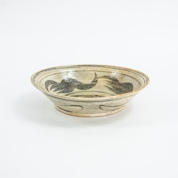 【写真】【Auction #01】15世紀チェンマイ カロン窯の鉄絵器