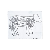 【一点物】舞木和哉 「UNITED STATES OF COW」