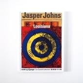 ジャスパー・ジョーンズ 「Louisiana 1992」