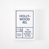 Picture Room Exhibition 「HOLLY-WOOD RD.」