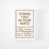 Picture Room Exhibition 「STRING TWO IN FOUR PARTS」