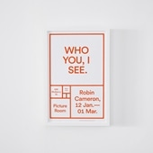 Picture Room Exhibition 「WHO YOU,I SEE」