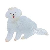 【一点物】そで山 かほ子 「mokomoko DOG」