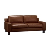 SERIEUX SOFA Light chocolate 1900