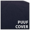 PUUF Cover Navy