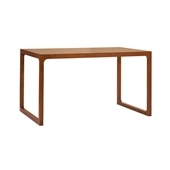 MALUH DINING TABLE 1300 ANTON brown