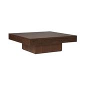 De-foe SQUARE LOW TABLE Walnut