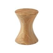 CHESS SIDE TABLE CURVED