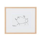 【定番品】パブロ・ピカソ 「Le petit cochon」