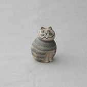 【定番品】Lisa Larson Cat MIA Gray mini