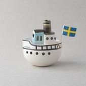【定番品】Lisa Larson Boat