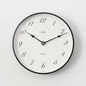 IDEE TIMING 掛け時計 アラビア数字
