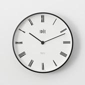 IDEE TIMING 掛け時計 ローマ数字