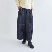 H& by POOL Denim Wide Pants 2021AW-2022SS