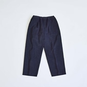 H& by POOL Corduroy Pants Navy 2021AW