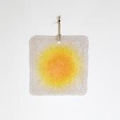 奥田康夫 壁掛け-太陽-