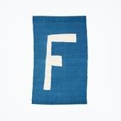 【受注生産品】POWER OF INDIGO 暖簾「F」